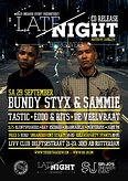 Bundy Styx en Sammie releasen CD 'Late Night Bergweg'