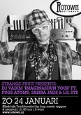 Strange Fruit presents DJ VADIM