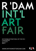 1e Rotterdam International Art Fair: 12 en 13 september, Laurenskerk