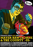 STRANGE FRUIT presents MAYER HAWTHORNE, 8 NOVEMBER ROTOWN