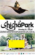 21 juli ShishaPark at StrandPark