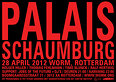 CANCELLED: [28/04/12] Palais Schaumburg + Jobs Of The Future @ WORM, Rotterdam