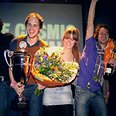 The Cosmic Carnaval wint grote prijs Rock/Alternative