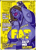 17 Mei, Fat Lady feat GMB en Colonel Red (Live), Cut Nice, Lucky Dubz & Thelonious in Club zonder consessies