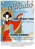 OPERETTEKOOR IRENE - THE MIKADO - JAPAN