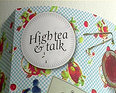 High Tea & Talk 28 mei